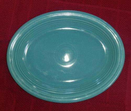 Fiestaware Platter