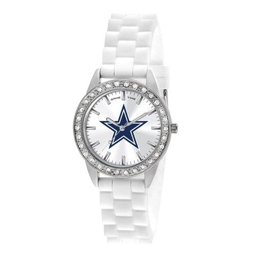Ladies NFL Dallas Cowboys Frost Watch Style# XWL1102  $37.90