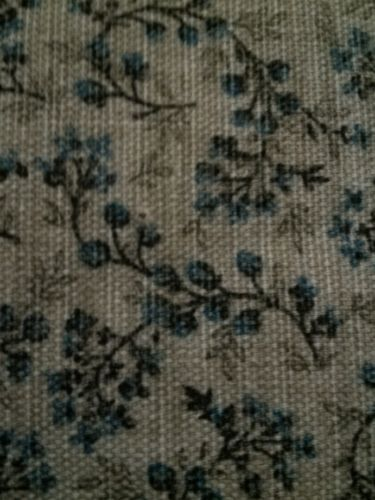 Waverly HANS   COUNTRY FLORAL 100%  COTTON  Fabric ~ FARM 5+ yards