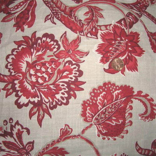 Robert Allen Home Botanical Fabric Cotton Floral Fabric By The Yard
