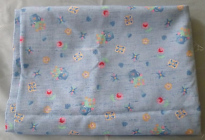 Fabric Cotton Print Flowers Stars Hearts 44 W 1 1/2 Yds (Quilting 6 Fat Quarters
