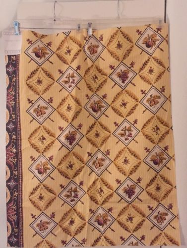Pierre Frey Fabric Sample ARGENTRE Toile Yellow 35