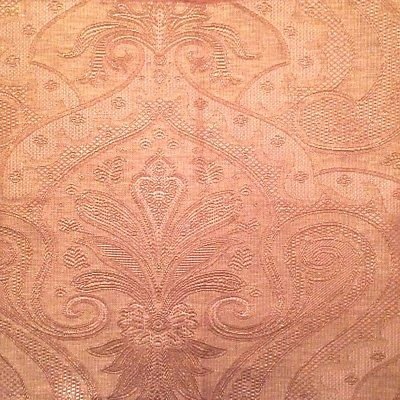 OSBORNE & LITTLE Nina Campbell Sonora Damask Woven Remnant New