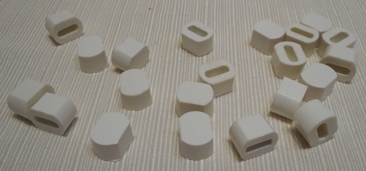 21 NEW REPLACEMENT CHORD BAR BUTTONS FOR OSCAR SCHMIDT AUTOHARP