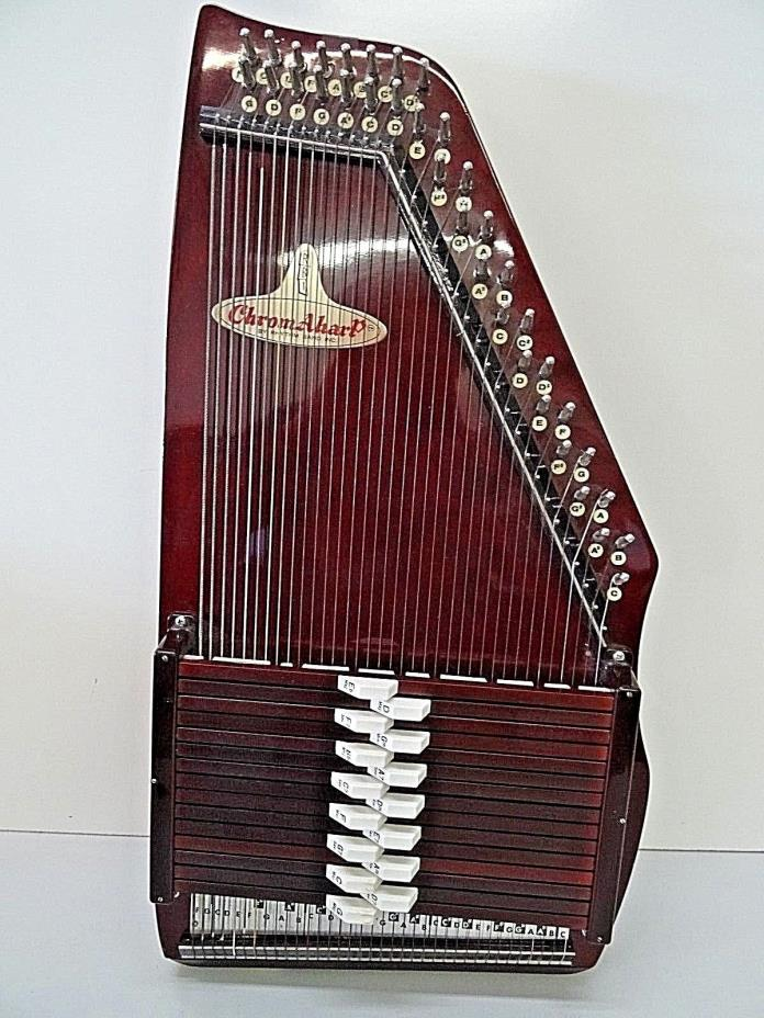 Vintage RBI Chromaharp Chord Autoharp by Rhythm Band Inc Musical Instrument