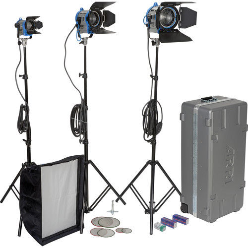 ARRI SOFTBANK D1/ WHEELED CASE KIT