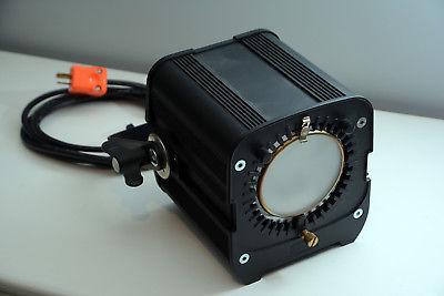 Hedler H12 Tugsten Halogen Thermostatic Fan Cooled 850w Light Unit Metal