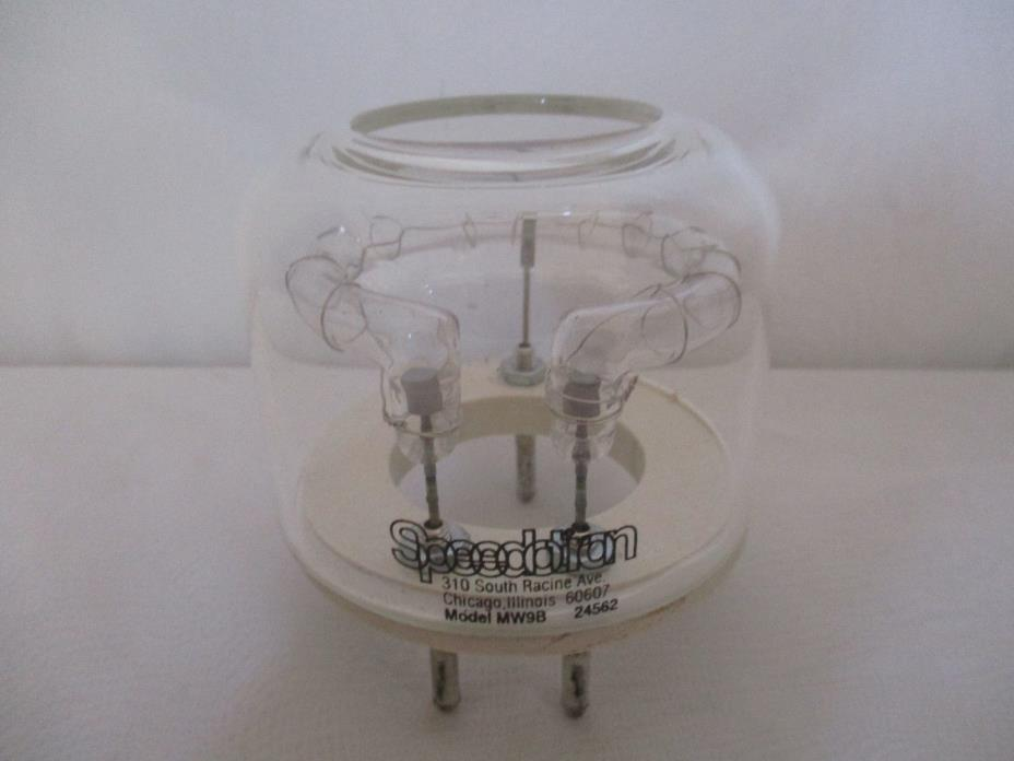 Speedotron Flashtube Bulb MW9B Number # 24562 Tested & Guaranteed