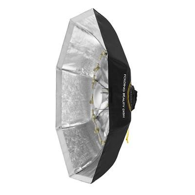 Glow Foldable Beauty Dish With Bowens Mount (Silver, 40