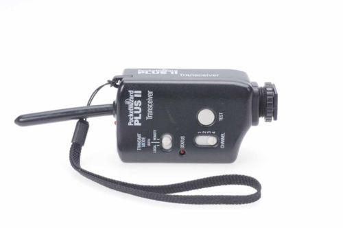 PocketWizard Plus II Transceiver KDS-PW2-003 Pocket Wizard                  #209