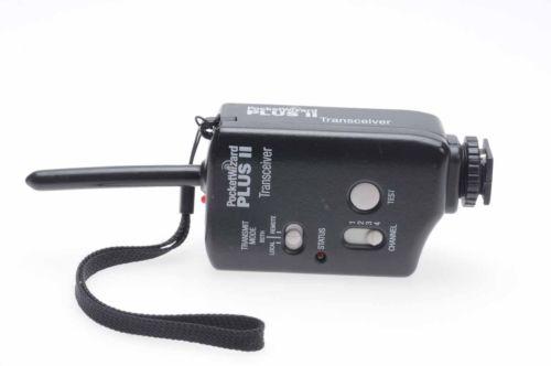 PocketWizard Plus II Transceiver KDS-PW2-003 Pocket Wizard                  #222