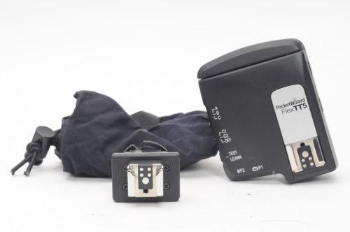 PocketWizard Flex TT5 Transceiver Pocket Wizard for Canon                   #162