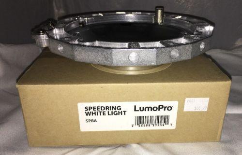 LumoPro Speedring White Light SPBA