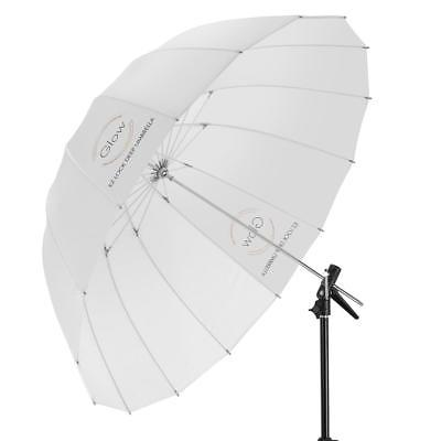 Glow Easy Lock Large Deep Translucent Fiberglass Umbrella (51