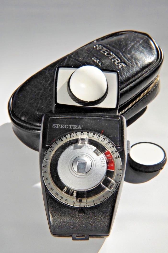 Spectra II Professional Light Meter
