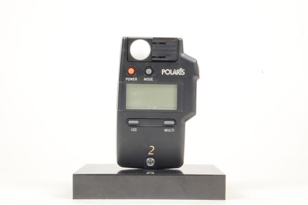 Polaris Flash Meter 2 - Light Meter 2 - SPD200 - SPD-200 - With Box