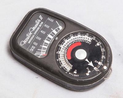 Vintage Weston Master II Universal Light Meter tthc