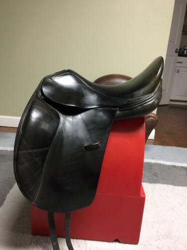 HDR Rivella 17W/XW Saddle