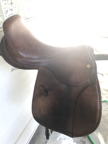 Marcel Toulouse Annice Saddle 15 3/4