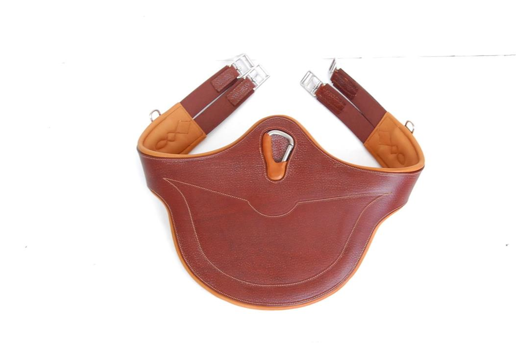 PJ Leather Belly Guard Girth, NEW CONDITION ! Size 120/48 (23GI)