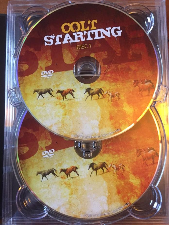Parelli Colt Starting DVD Set