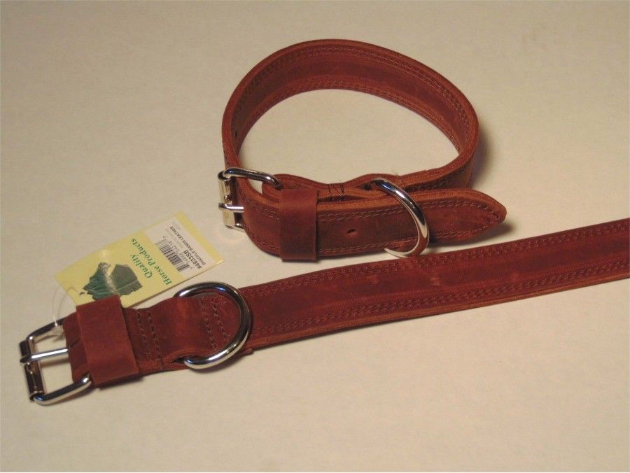 Pair of Leather Horse Training Shackle Cuffs  - New