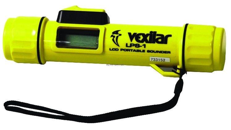 **NEW Vexilar Handheld Sonar Depthfinder 24Deg 2-200' LPS-1