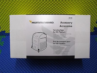 Humminbird Carrying Case For Ice Flashers CC ICE Part # 780015-1