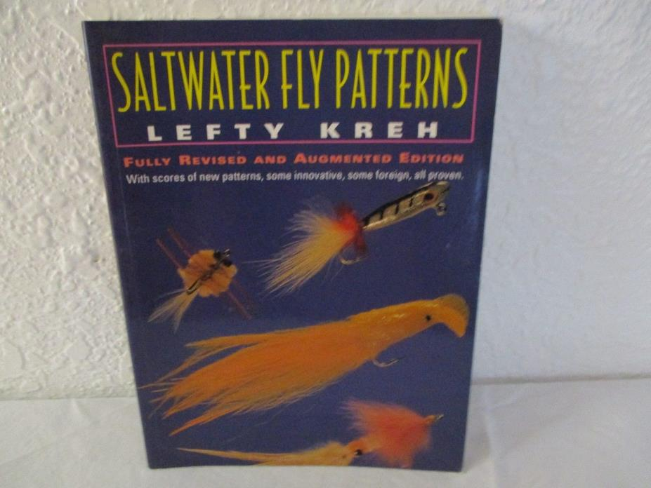 Saltwater Fly Patterns by Lefty Kreh, 1995