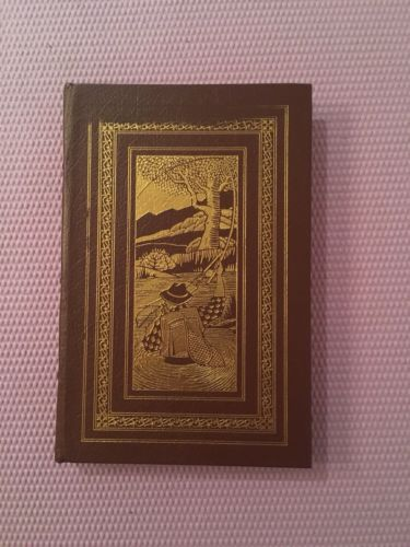 Bright Rivers: Nick Lyons (Easton press, leather bound)