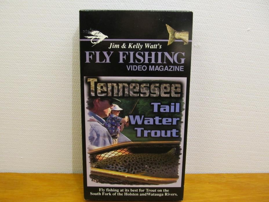 Tennessee Tail Water Trout, VHS