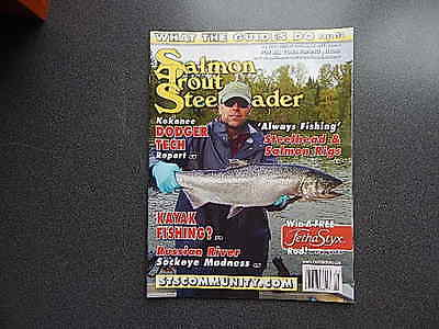 Salmon Trout Steelheader Magazine May 2014 VG Condition