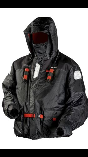 2209 Frabill Mens Frabill I-Float Jacket, black, Medium 2600011