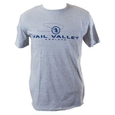 Vail Valley Anglers Vintage Sheer Fly Fishing T-Shirt