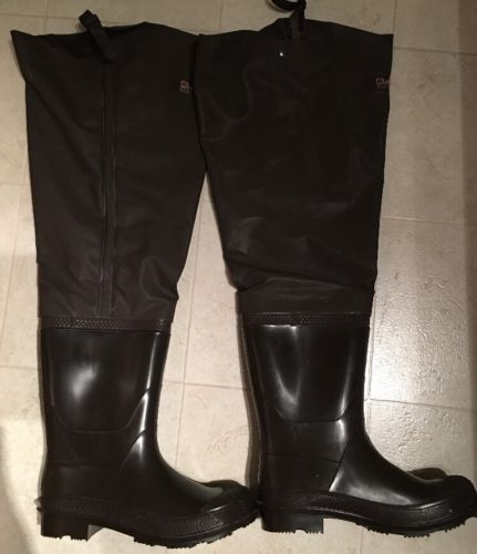 LaCrosse premium Waders Boots Size 12 Made In USA 32