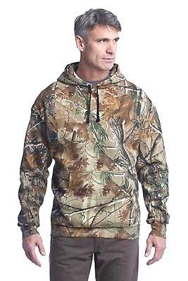 Camouflage Hoodie Size XXL only New