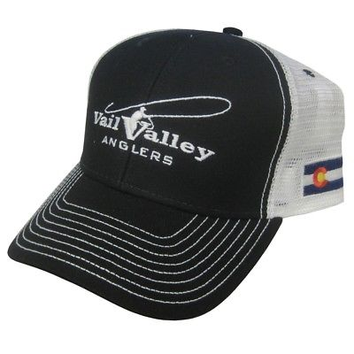 Vail Valley Anglers Logo Fly Fishing Hat