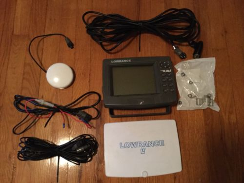 Lowrance LCX-15MT Fish Finder & GPS Unit 7
