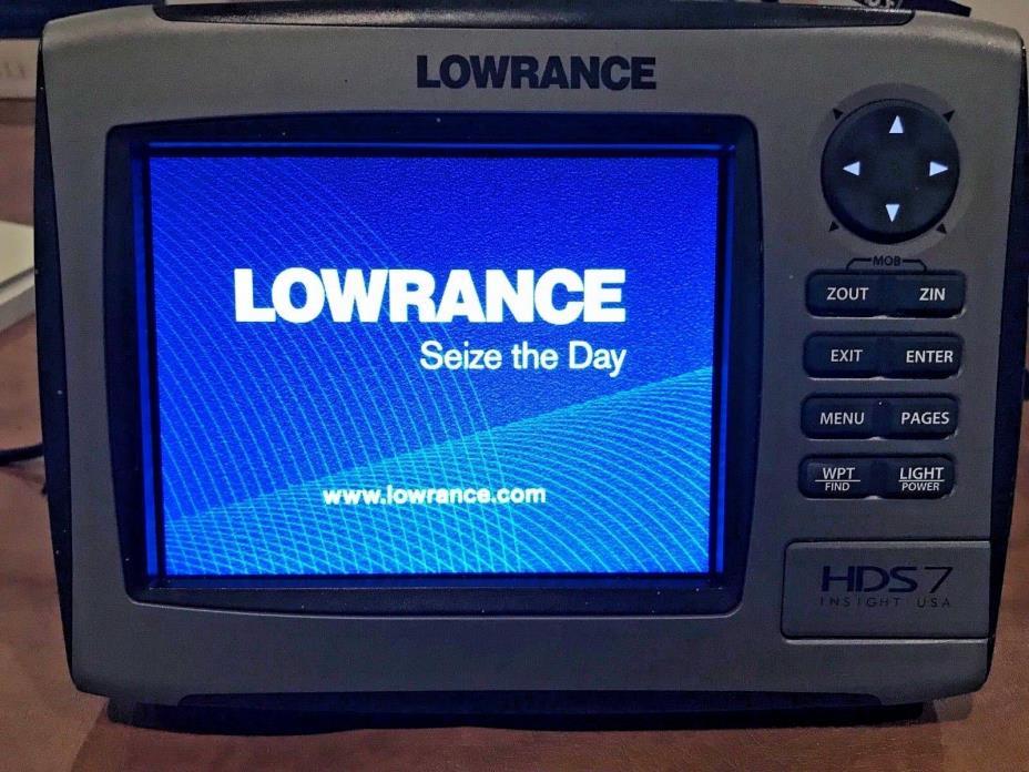 Lowrance HDS 7 GEN 1 GPS/Fishfinder