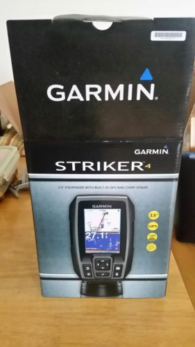 Garmim Striker4 fishing GPS
