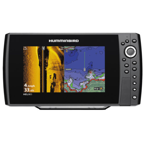 Humminbird Helix 9X SI/GPS US & International