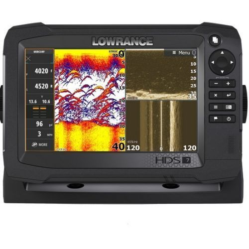Lowrance 000-13677-001 Navico HDS-7 Carbon Insight with Total Scan Transducer