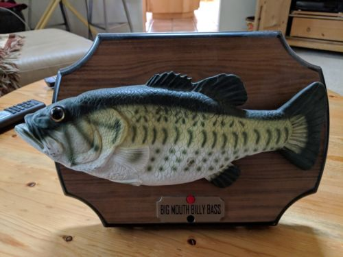 Big Mouth Billy Bass (1999)