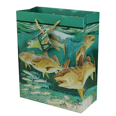 RIVERS EDGE PRODUCTS 415 Redfish Gift Bag Medium