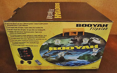 Booyah Flipstah Fishing Game Casting Simulator Game - New - Up to 4 Players