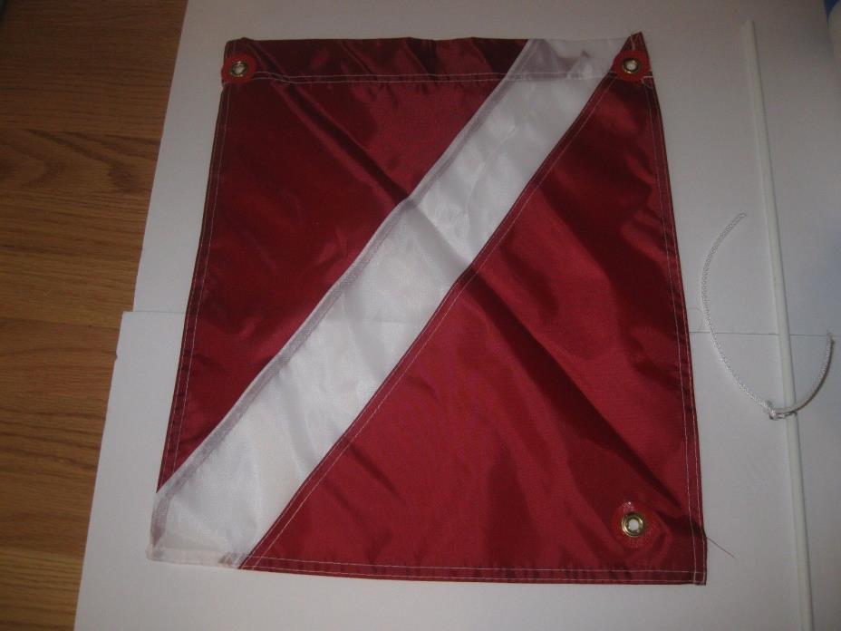Diver Flag 14