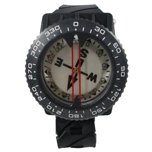 Scuba Choice Scuba Diving Deluxe Wrist Compass