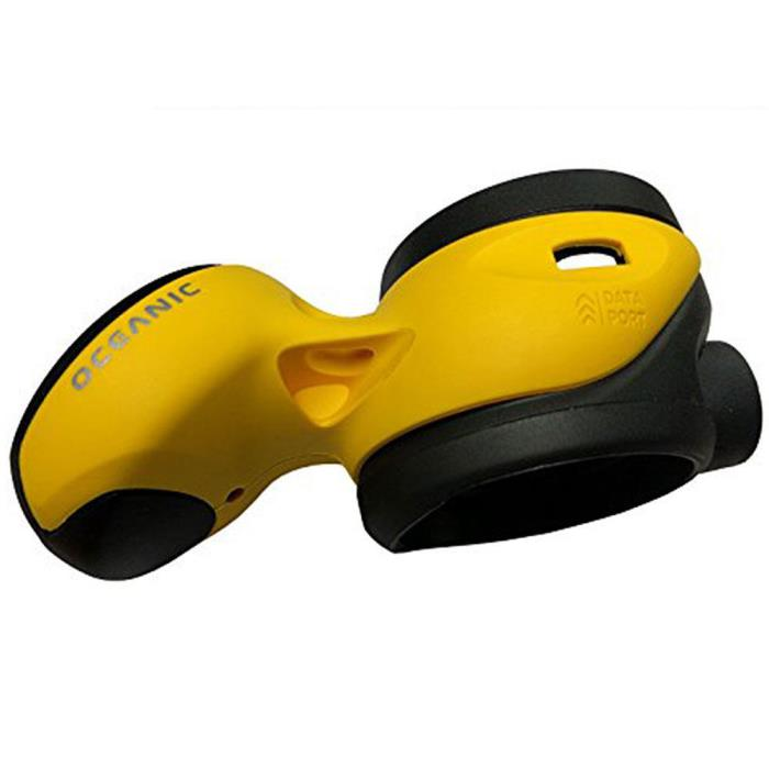 Oceanic Dive Computer Wrist Mount Boot (VEO 1.0 SWIV2-Yellow)