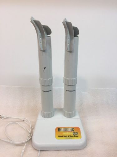 Maxx Dry Silent Boot & Shoe Dryer MX00206