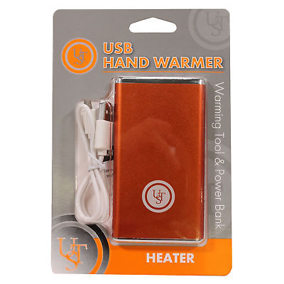 Ultimate Survival Wg02124 USB Rechargeable Handwarmer 6 Hour Runtime